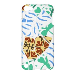Broken Tile Texture Background Apple Ipod Touch 5 Hardshell Case