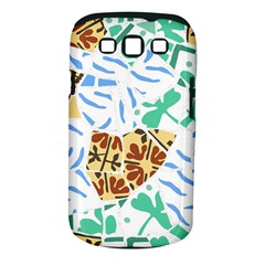 Broken Tile Texture Background Samsung Galaxy S Iii Classic Hardshell Case (pc+silicone)