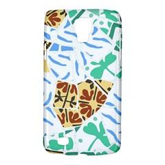 Broken Tile Texture Background Galaxy S4 Active