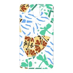 Broken Tile Texture Background Samsung Galaxy Note 3 N9005 Hardshell Back Case