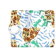 Broken Tile Texture Background Kindle Fire Hdx 8 9  Flip 360 Case