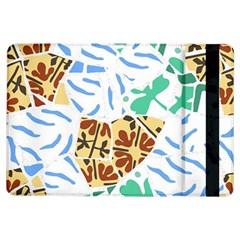 Broken Tile Texture Background Ipad Air Flip