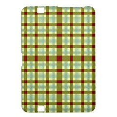 Geometric Tartan Pattern Square Kindle Fire HD 8.9