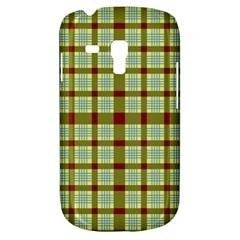 Geometric Tartan Pattern Square Galaxy S3 Mini
