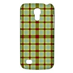 Geometric Tartan Pattern Square Galaxy S4 Mini