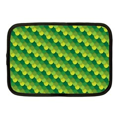 Dragon Scale Scales Pattern Netbook Case (medium)
