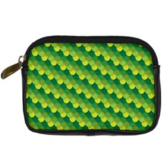 Dragon Scale Scales Pattern Digital Camera Cases