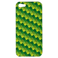 Dragon Scale Scales Pattern Apple Iphone 5 Hardshell Case