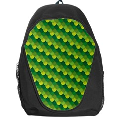Dragon Scale Scales Pattern Backpack Bag