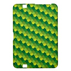 Dragon Scale Scales Pattern Kindle Fire Hd 8 9