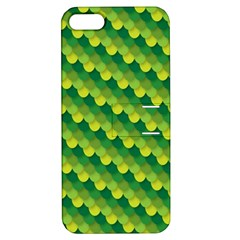 Dragon Scale Scales Pattern Apple iPhone 5 Hardshell Case with Stand