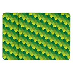 Dragon Scale Scales Pattern Samsung Galaxy Tab 8 9  P7300 Flip Case