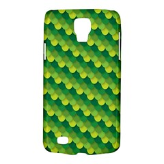 Dragon Scale Scales Pattern Galaxy S4 Active