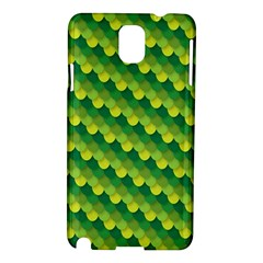 Dragon Scale Scales Pattern Samsung Galaxy Note 3 N9005 Hardshell Case