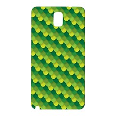 Dragon Scale Scales Pattern Samsung Galaxy Note 3 N9005 Hardshell Back Case