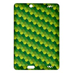Dragon Scale Scales Pattern Amazon Kindle Fire Hd (2013) Hardshell Case