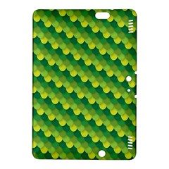 Dragon Scale Scales Pattern Kindle Fire Hdx 8 9  Hardshell Case