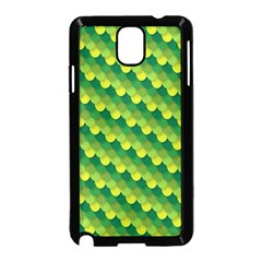 Dragon Scale Scales Pattern Samsung Galaxy Note 3 Neo Hardshell Case (black)