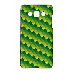 Dragon Scale Scales Pattern Samsung Galaxy A5 Hardshell Case