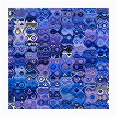 Background Texture Pattern Colorful Medium Glasses Cloth (2 Side)