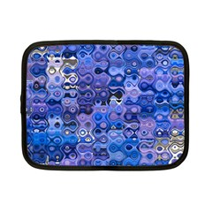 Background Texture Pattern Colorful Netbook Case (small)
