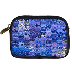 Background Texture Pattern Colorful Digital Camera Cases