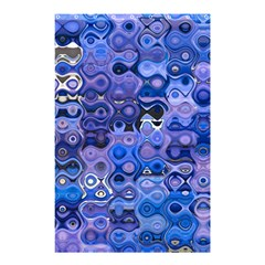 Background Texture Pattern Colorful Shower Curtain 48  x 72  (Small)