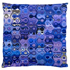 Background Texture Pattern Colorful Large Cushion Case (Two Sides)