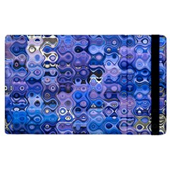 Background Texture Pattern Colorful Apple iPad 2 Flip Case