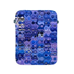 Background Texture Pattern Colorful Apple Ipad 2/3/4 Protective Soft Cases
