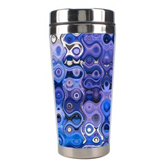 Background Texture Pattern Colorful Stainless Steel Travel Tumblers