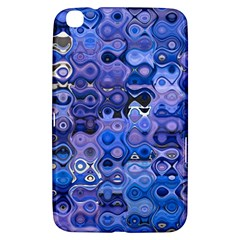 Background Texture Pattern Colorful Samsung Galaxy Tab 3 (8 ) T3100 Hardshell Case