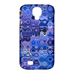Background Texture Pattern Colorful Samsung Galaxy S4 Classic Hardshell Case (pc+silicone)