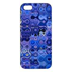 Background Texture Pattern Colorful iPhone 5S/ SE Premium Hardshell Case