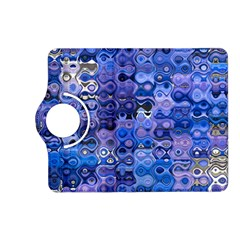 Background Texture Pattern Colorful Kindle Fire HD (2013) Flip 360 Case