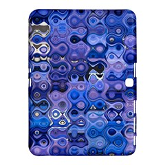 Background Texture Pattern Colorful Samsung Galaxy Tab 4 (10.1 ) Hardshell Case