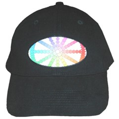 Polygon Evolution Wheel Geometry Black Cap