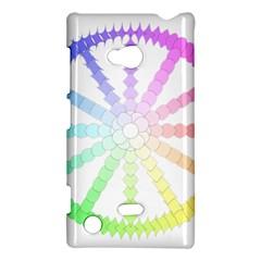 Polygon Evolution Wheel Geometry Nokia Lumia 720