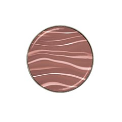 Lines Swinging Texture Background Hat Clip Ball Marker