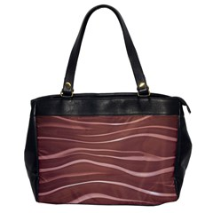 Lines Swinging Texture Background Office Handbags