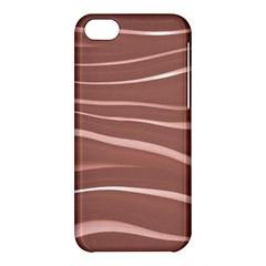 Lines Swinging Texture Background Apple Iphone 5c Hardshell Case