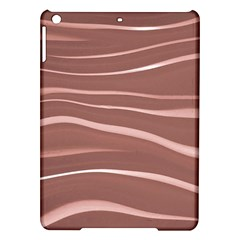 Lines Swinging Texture Background Ipad Air Hardshell Cases