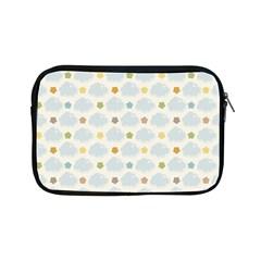 Baby Cloudy Star Cloud Rainbow Blue Sky Apple iPad Mini Zipper Cases