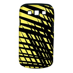 Doodle Shapes Large Scratched Included Samsung Galaxy S III Classic Hardshell Case (PC+Silicone)
