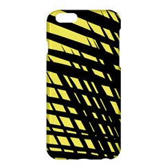 Doodle Shapes Large Scratched Included Apple Iphone 6 Plus/6s Plus Hardshell Case