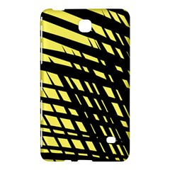 Doodle Shapes Large Scratched Included Samsung Galaxy Tab 4 (8 ) Hardshell Case