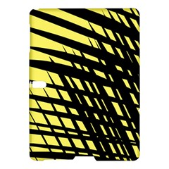 Doodle Shapes Large Scratched Included Samsung Galaxy Tab S (10.5 ) Hardshell Case
