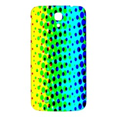 Comic Strip Dots Circle Rainbow Samsung Galaxy Mega I9200 Hardshell Back Case