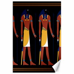Egyptian Mummy Guard Treasure Monster Canvas 20  x 30