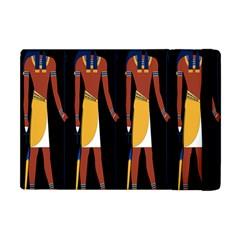Egyptian Mummy Guard Treasure Monster Apple iPad Mini Flip Case